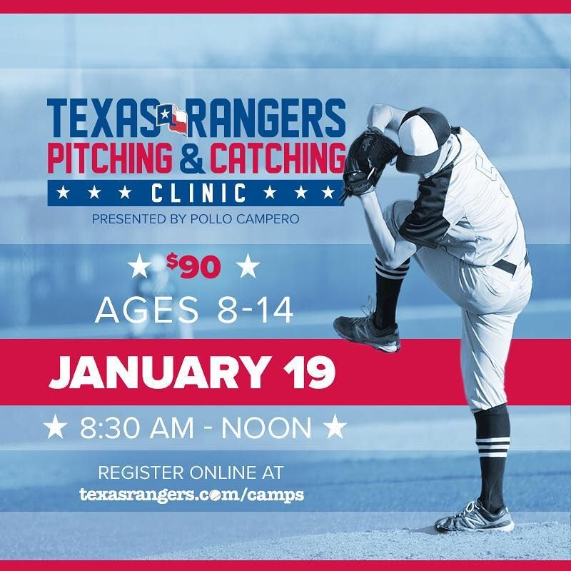 Future Rangers Pitchers And Catchers Report On 1 19 Linkinbio For More Info Texas Rangers Ranger Texas