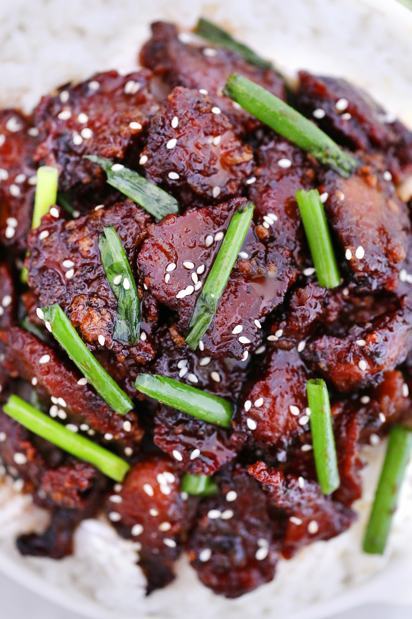 Mongolian Beef Recipe Video Sweet And Savory Meals Recipe Mongolian Beef Recipes Beef Recipes Roast Beef Recipes