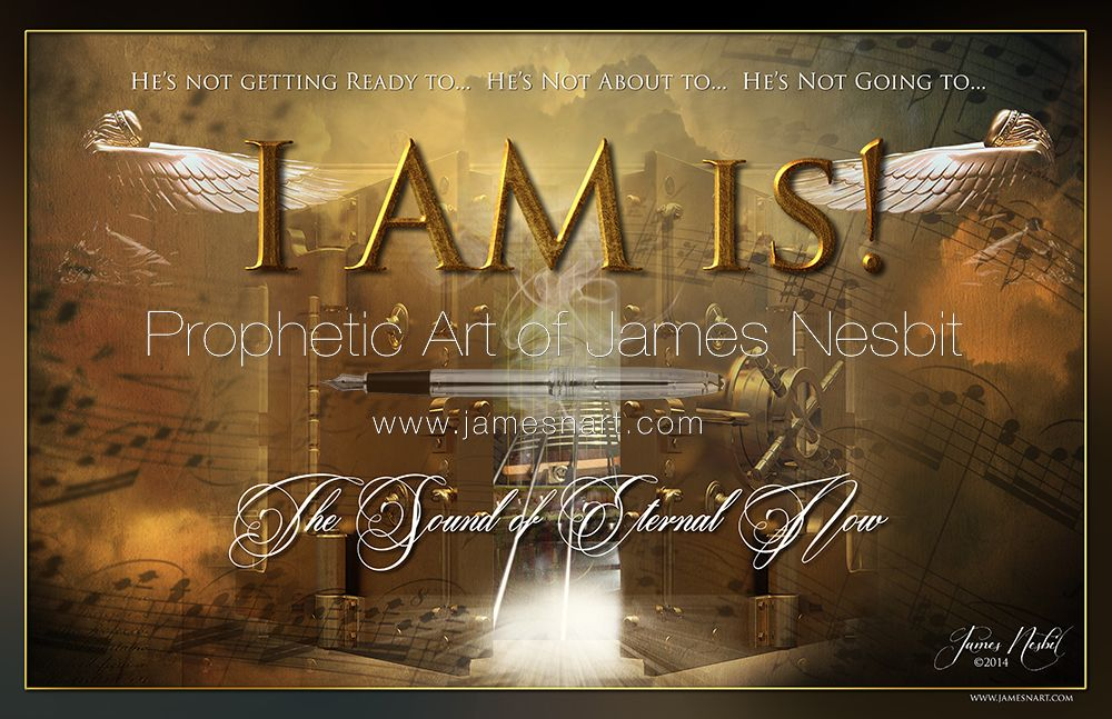I Am Is Products 3 With Images Prophetic Art Spiritual