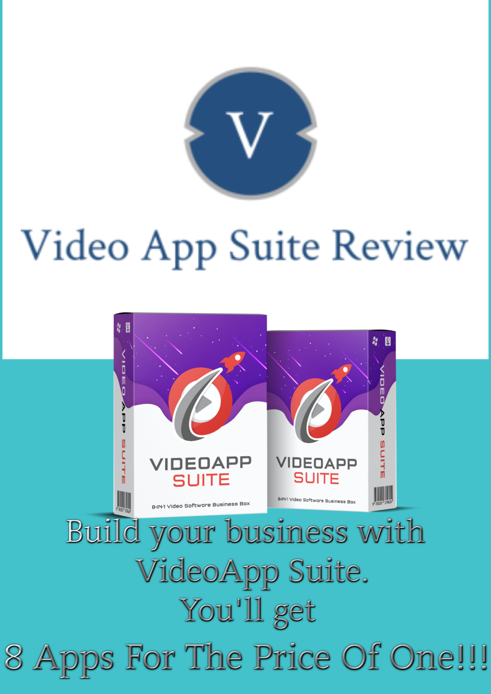 VideoApp Suite is a new video editing software, that'll