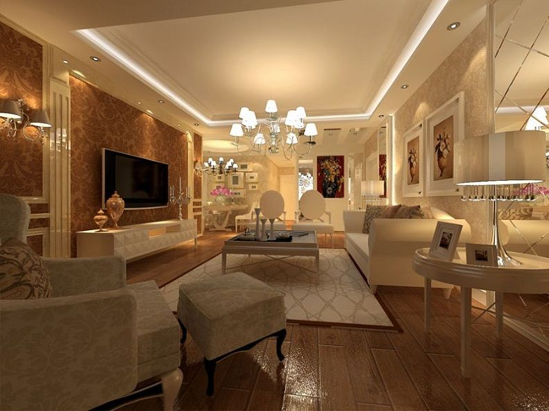 Superb Living Room Design Classic