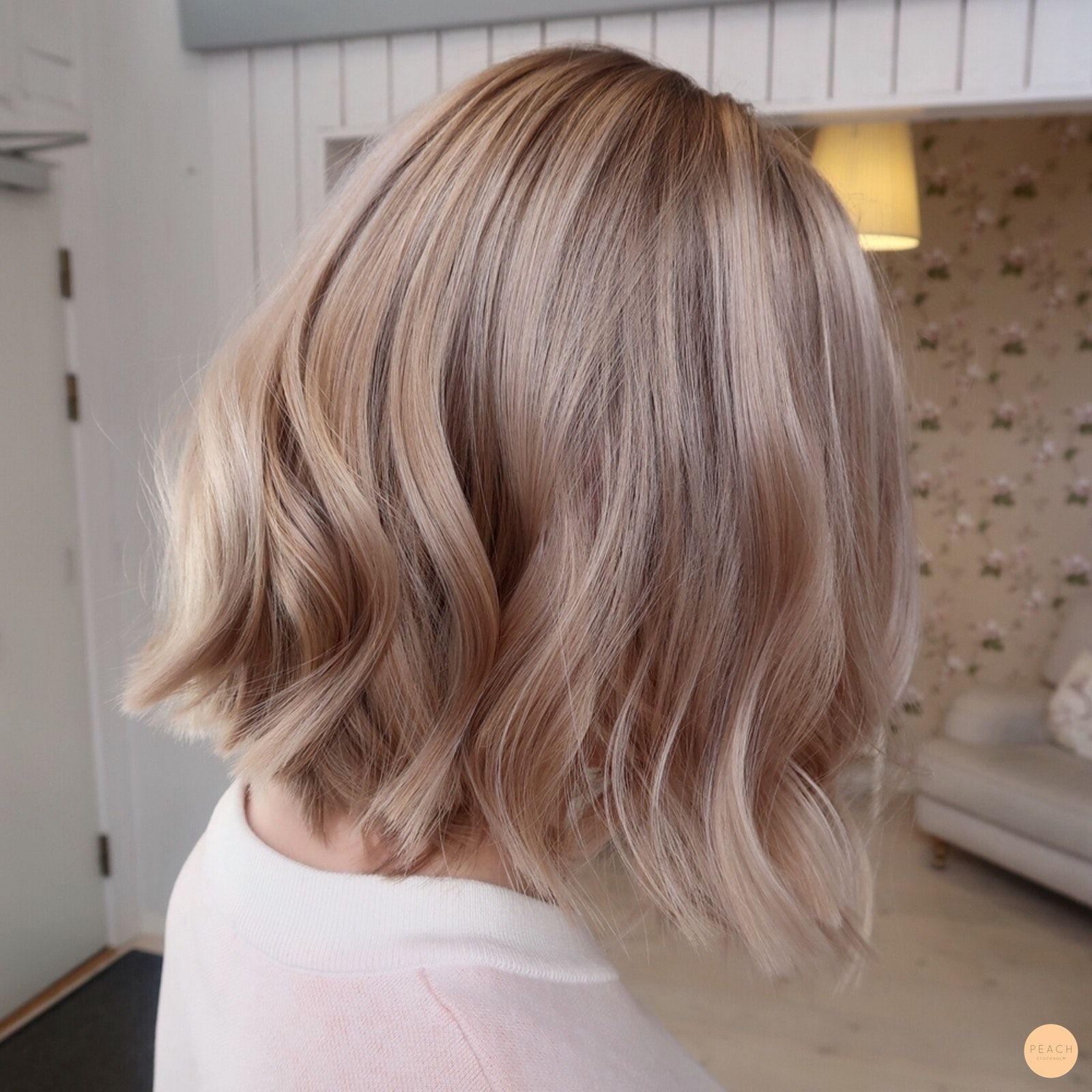 Photo of Naturlig balayage – Peach Stockholm