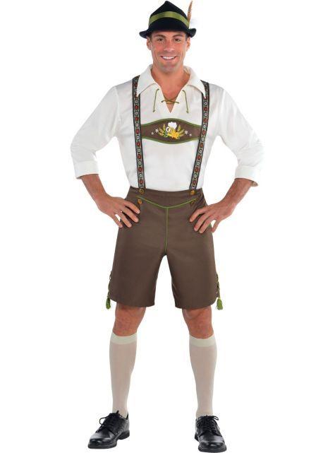 Adult Mr. Oktoberfest Costume - Party City   Halloween   Pinterest