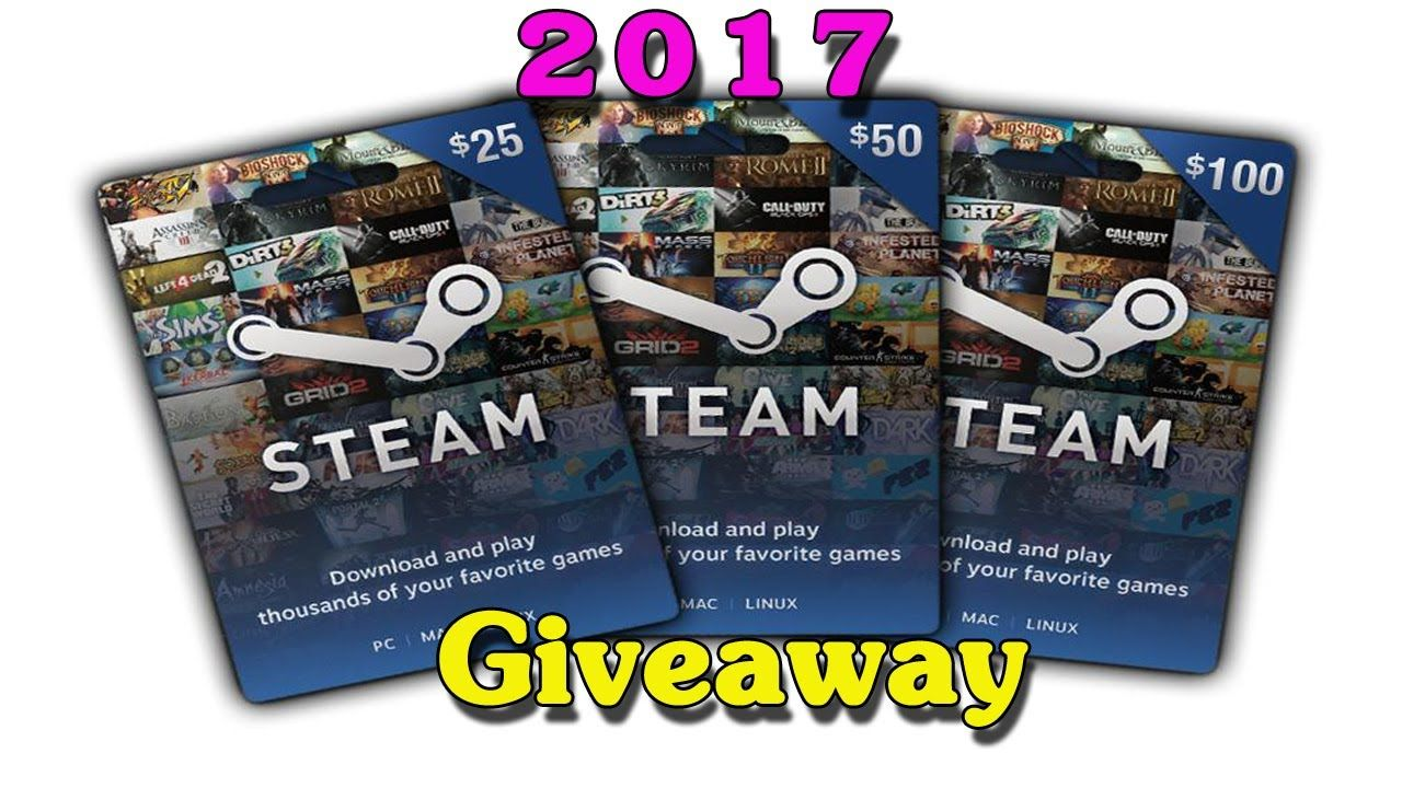 How to get steam wallet codes   How to get free steam keys - Steam Gift.