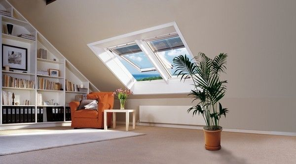 fen tre de toit velux le choix de la qualit et du prix finitions et petits travaux. Black Bedroom Furniture Sets. Home Design Ideas