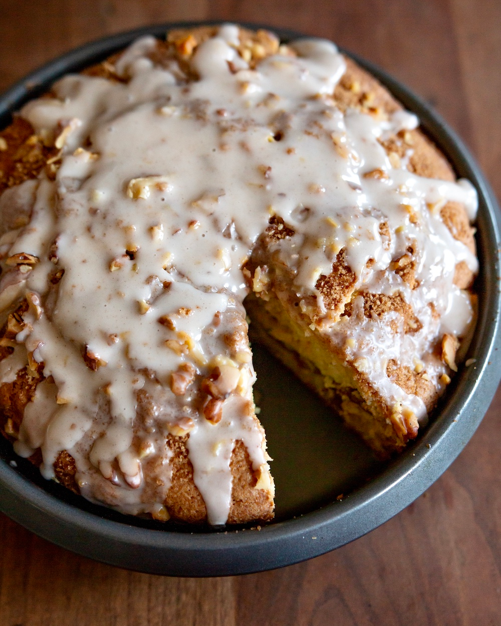 Best Sour Cream Coffee Cake Recipe Recipe In 2020 Sour Cream Coffee Cake Coffee Cake Coffee Cake Recipes Easy