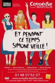 """Simone """"veille"""" ? Une réjouissante comédie sur l'émancipation des femmes et ses dérives"""