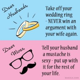 Funny Marriage Tips Wedding Advicefunny