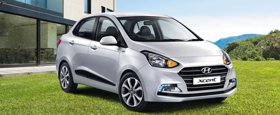 Buy Hyundai Xcent From Authorized Dealers In Hyderabad Hyundai
