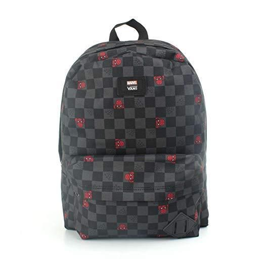 Vans Old Skool II x Marvel Backpack Checkered Kids Backpack for School  Spiderman  VANS  Backpack  spiderman  marvel  marvelcomics  spider   marveluniverse   ... 4355902fe6224