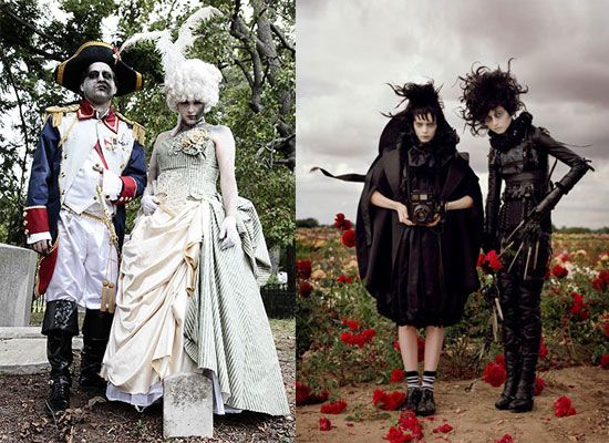 creative halloween costumes 15 best creative yet scary halloween costumes 2012 for couples 16 15 - Quick Scary Halloween Costumes
