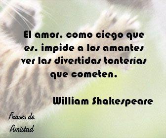 Frases De Amor De Escritores De William Shakespeare Frases
