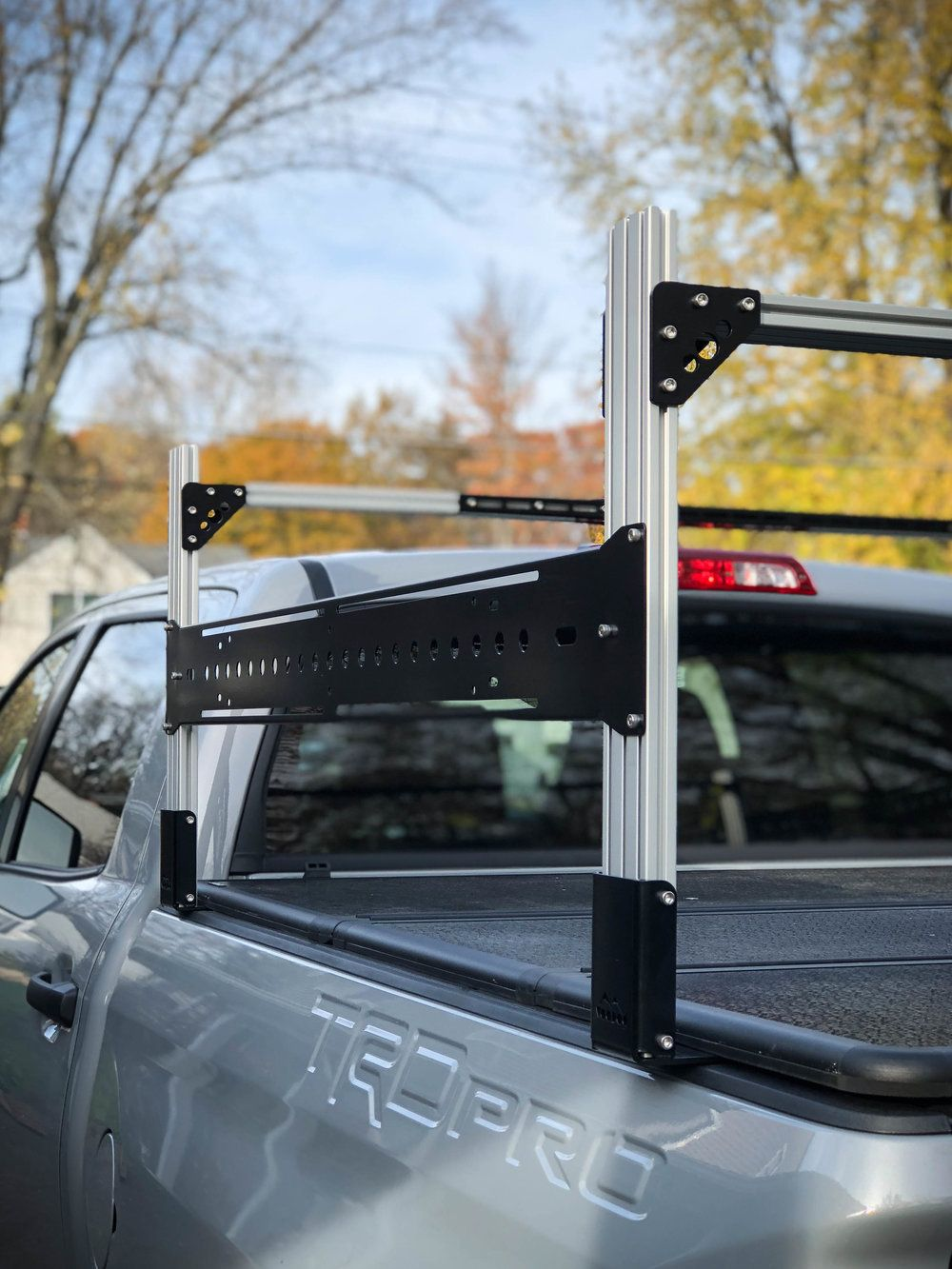 Utility Rack for Tonneau Covers (URTC), fits ALL TRUCKS