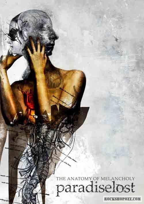 PARADISELOST – THE ANATOMY OF MELANCHOLY 2DVD | Rock Shop Ozz ...