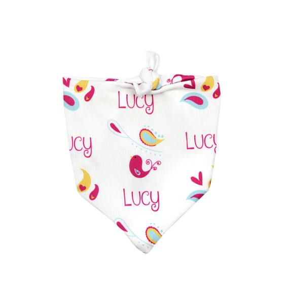Personalized bib for your baby with lovebird print bibdanna personalized bib for your baby with lovebird print bibdanna baby bib negle Gallery
