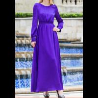 فساتين طويلة فخمة وراقية 2019 Dresses Fashion Long Sleeve Dress