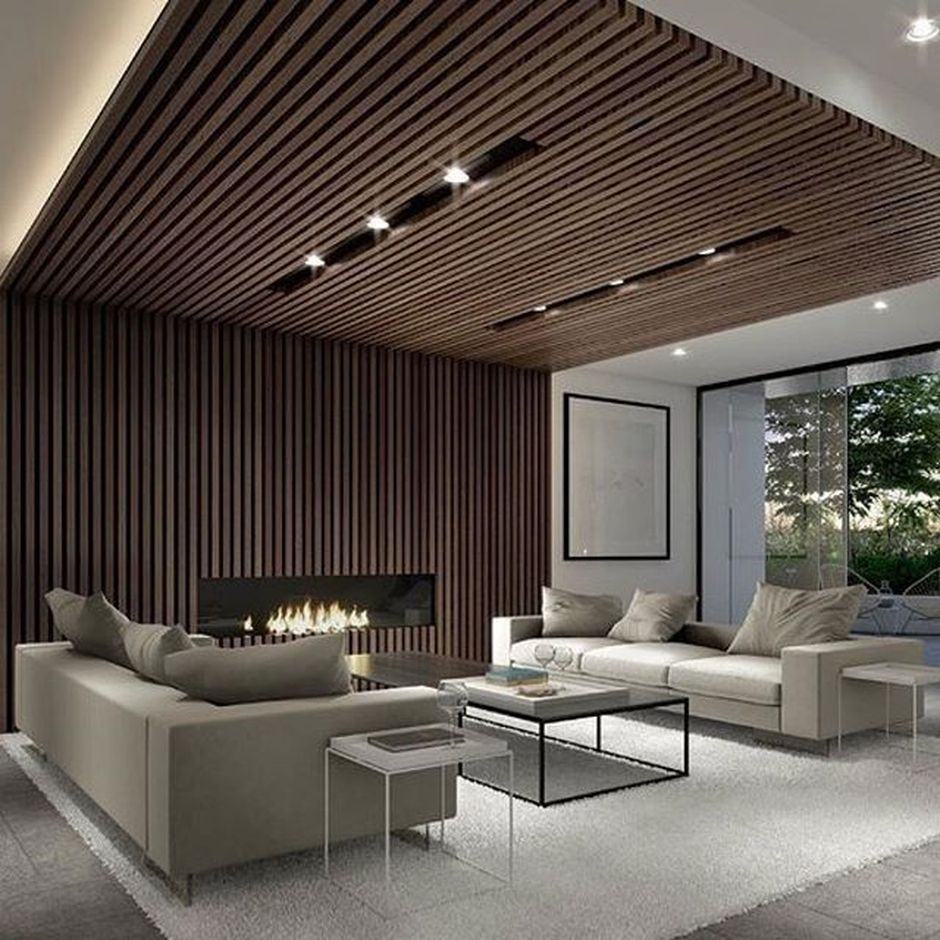 Best Modern Ceiling Design for Home Interior  Modern ceiling