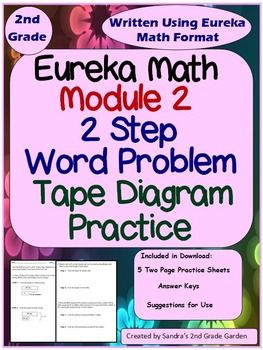 2nd grade module 2 eureka math 2 step word problems with tape 2nd grade module 2 eureka math 2 step word problems with tape diagrams practice ccuart Gallery