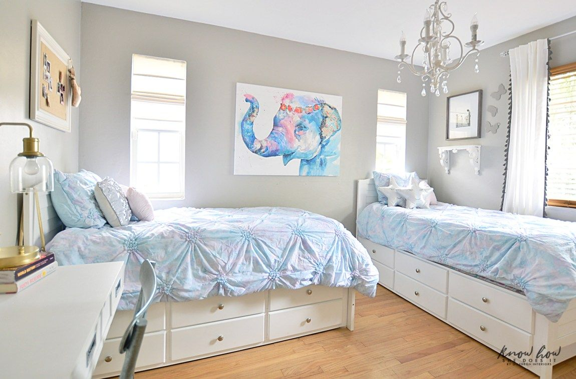 Kids Bedroom Refresh Tips Featured | Rearranging furniture ...