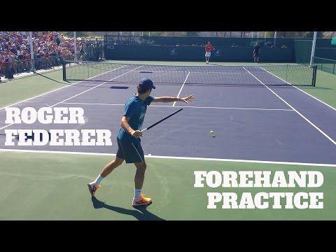 Tennis Forehand Technique How To Stay Loose Like Roger Federer Youtube Stan Wawrinka Roger Federer Tennis Forehand