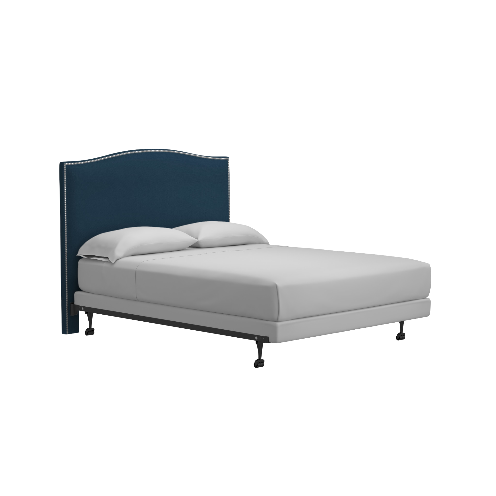 Colette Upholstered Queen Headboard Crate And Barrel Shops
