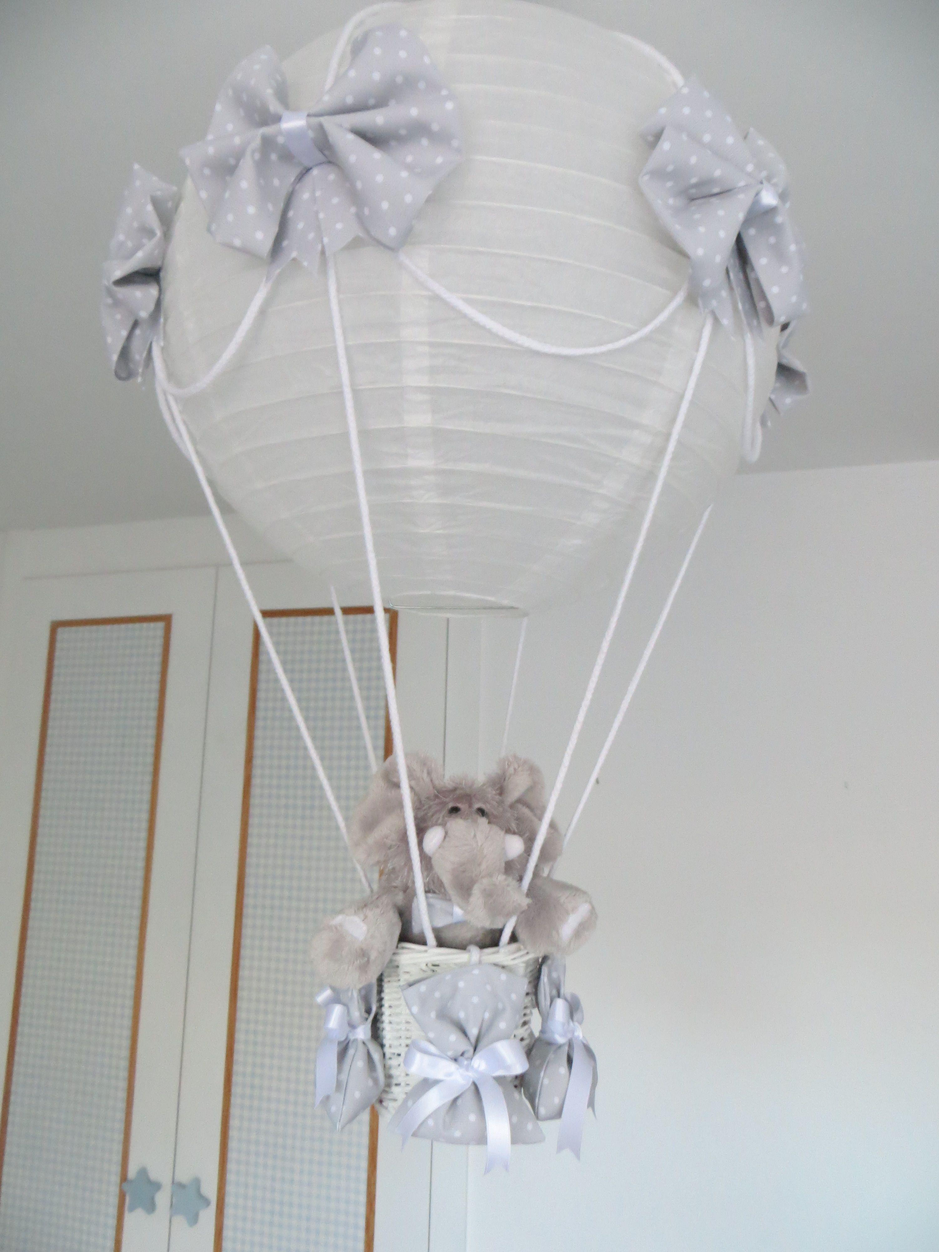 Realizamos lamparas para decorar la habitaci n de tu bebe - Lamparas de techo para ninas ...