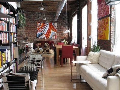 Charmant Decorating · Loft Room Ideas ...