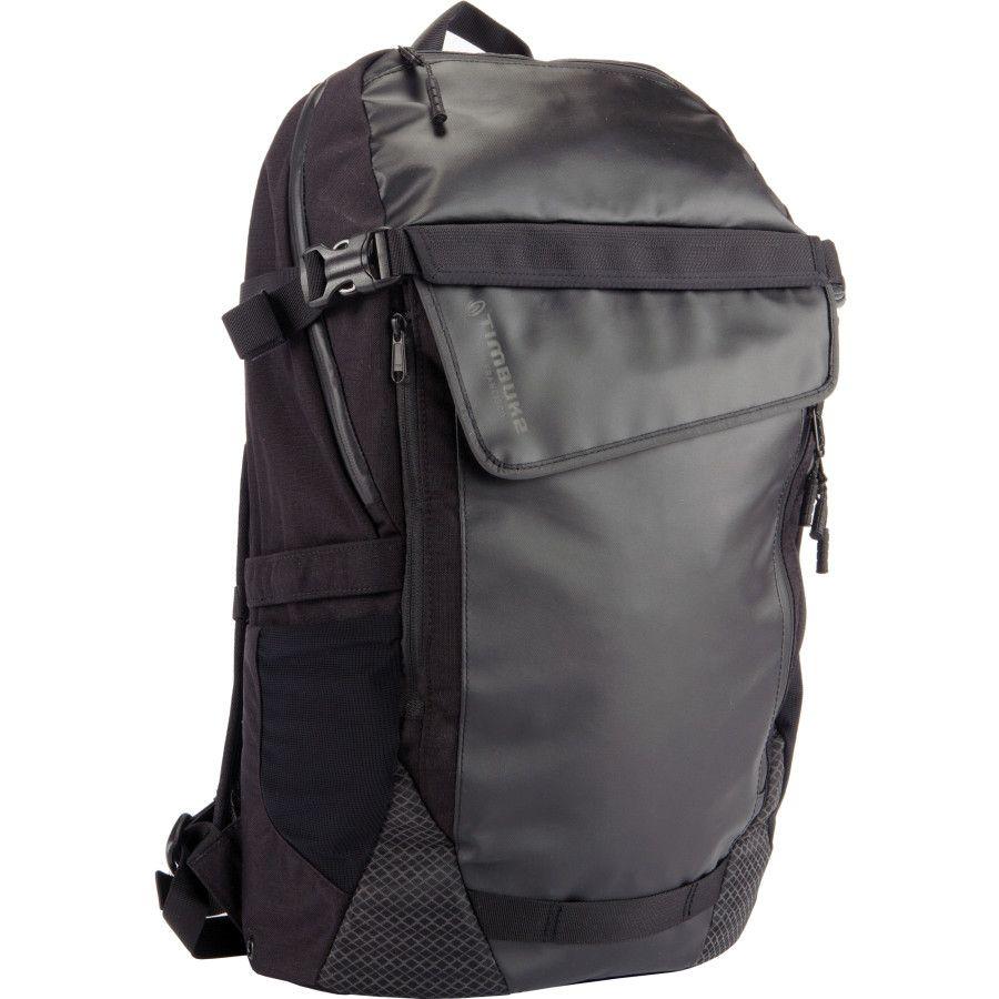 Timbuk2 - Especial Medio 30L Laptop Backpack - Black  fe00395bbb2f2