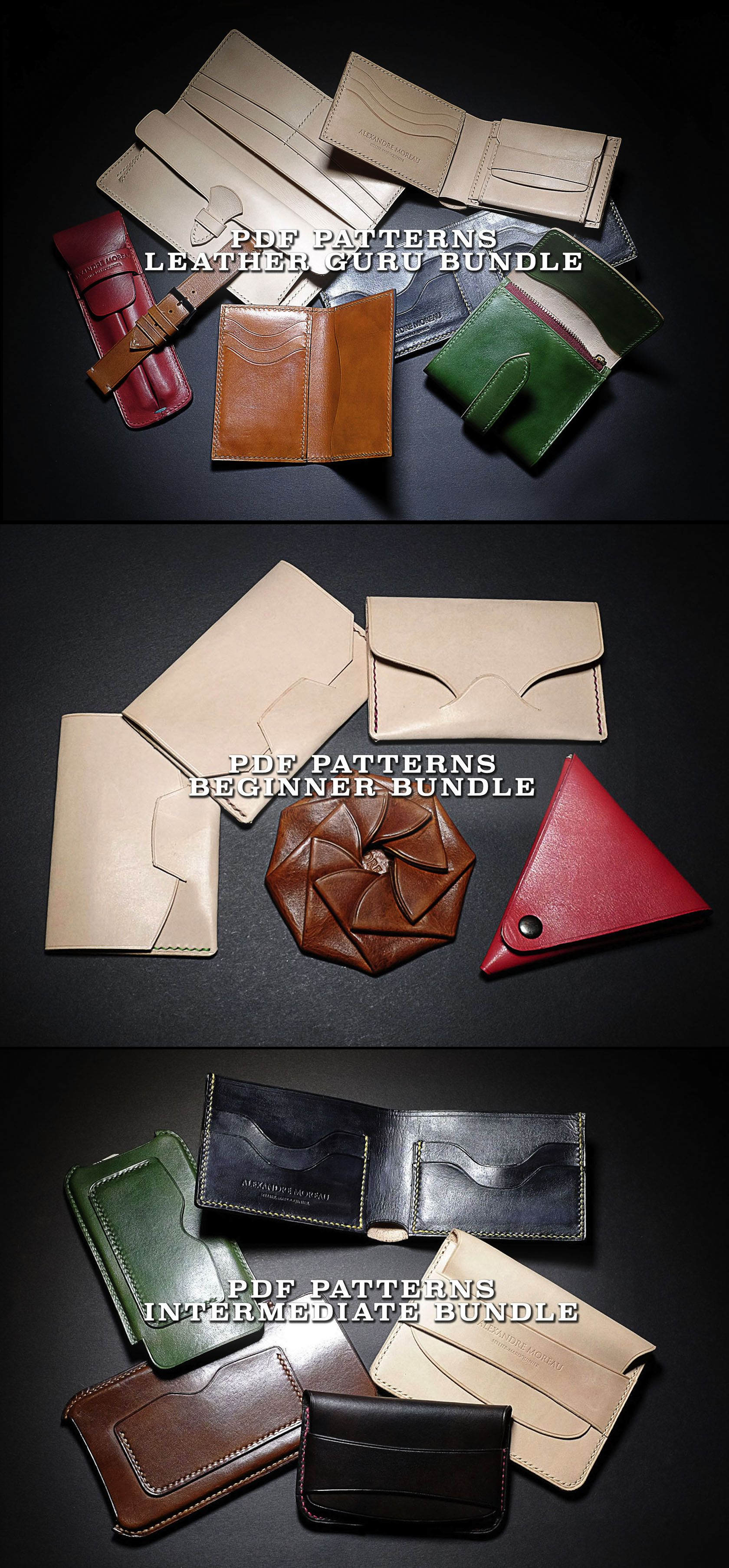 23++ Leather craft patterns pdf information