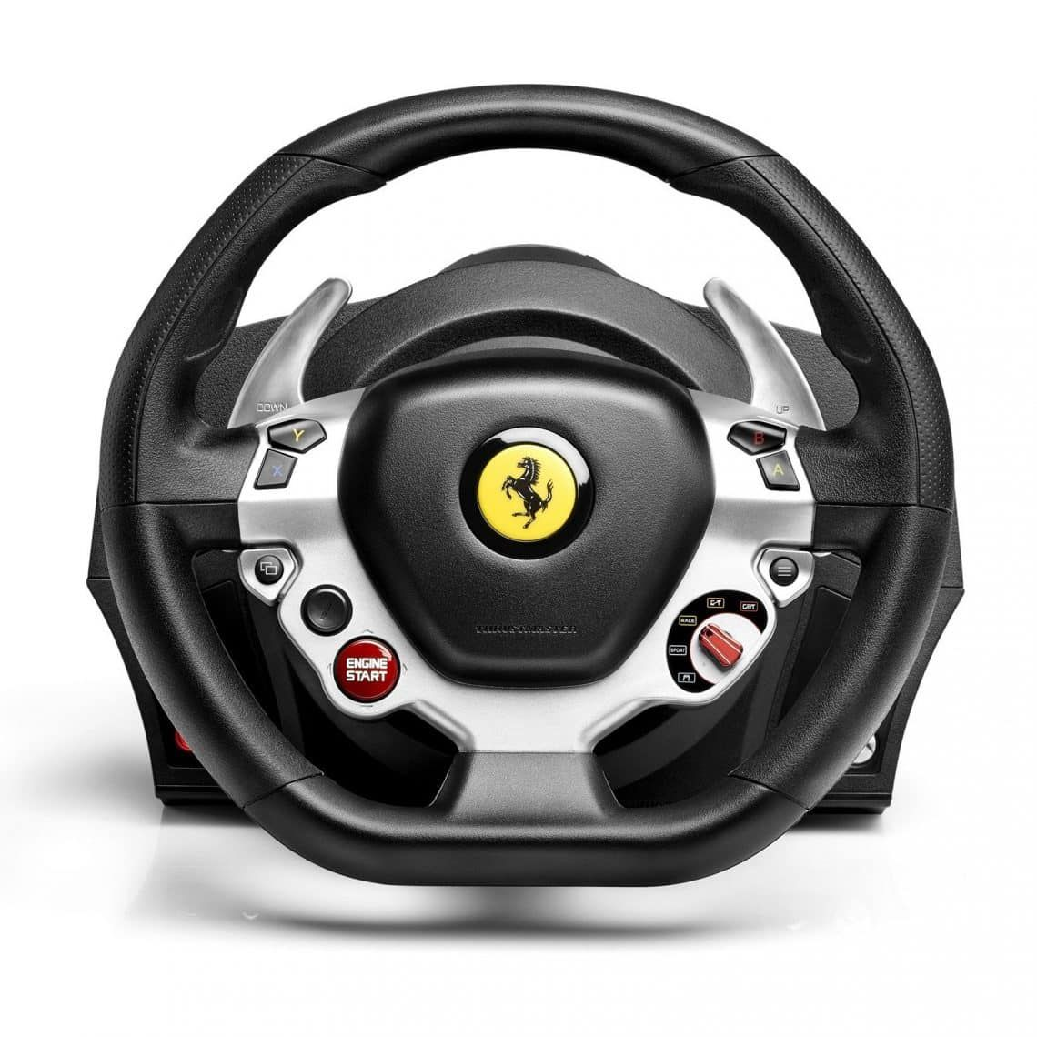 Thrustmaster Racing Wheel Tx Italia Edition Ferrari 458 Ferrari