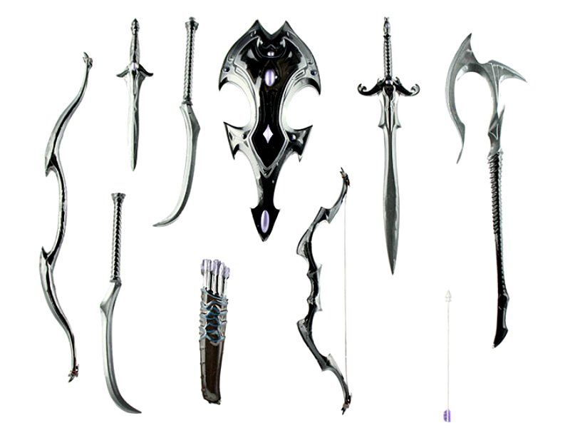 Mythic Legions Advent of Decay KICKSTARTER EXCLUSIVE Sword Horsemen