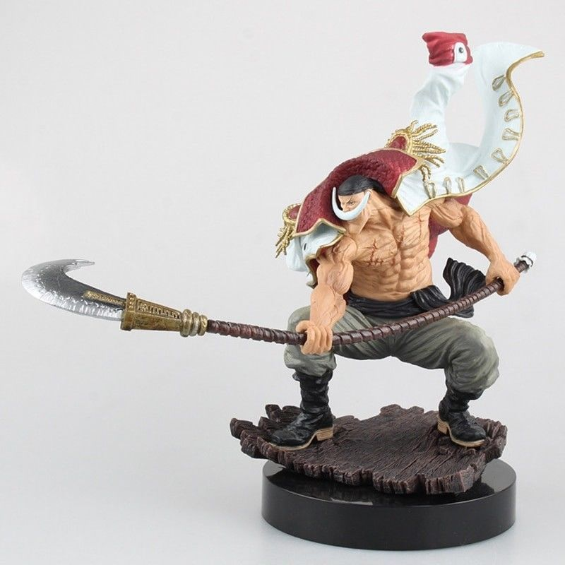 Anime One Piece Edward Newgate PVC Action Figure Collect Figurine Toy Gift 22CM