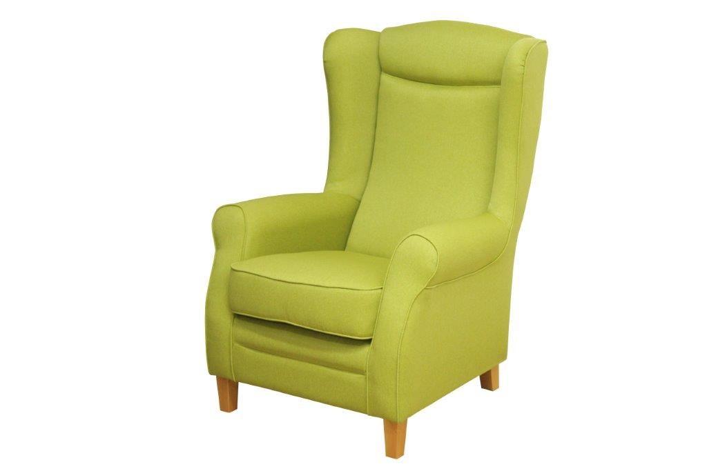Fotel leonardo furniture armchair home decor