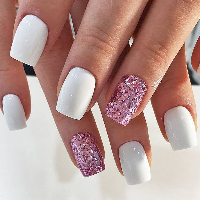 Fun Designs For Cute Nails That Will Make You Flip See More Glaminati