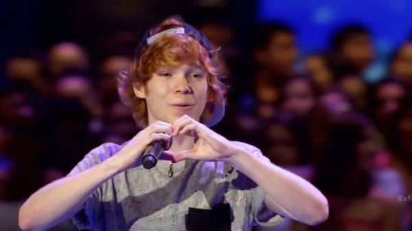 chase goehring performed airplanes on the x factor season 3 four