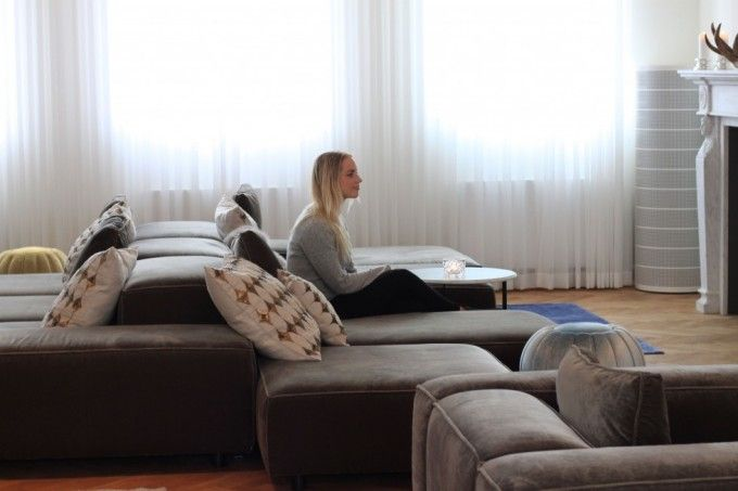 Extrasoft seating system by Piero Lissoni for Living Divani in - gebrauchte küchen frankfurt