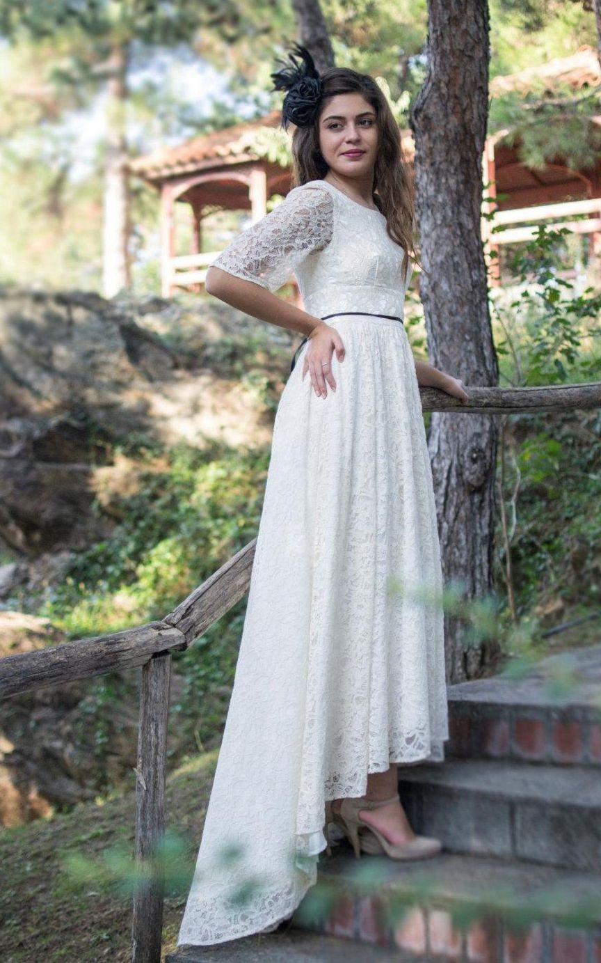 Pin by june bridals on bohemian wedding dresses pinterest full