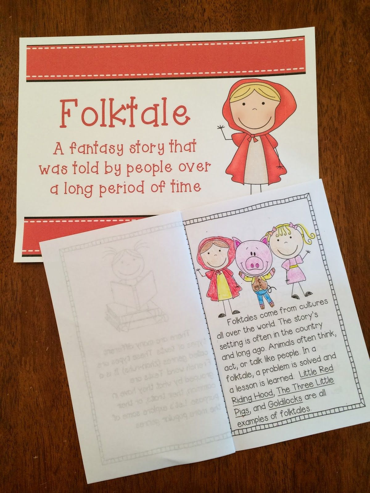 2nd Grade Snickerdoodles-blog post on literary genres   Third Grade ...