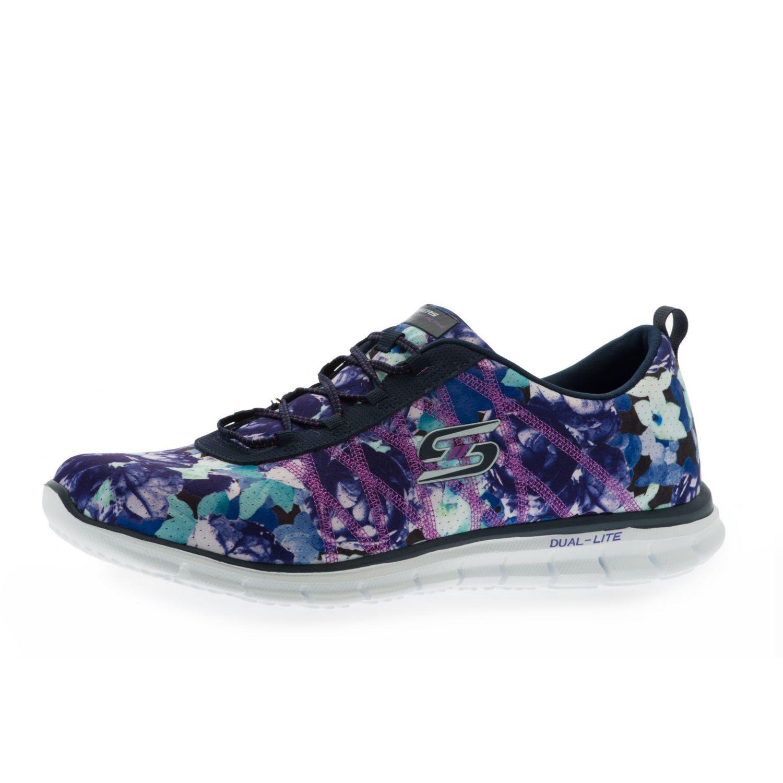 Fantasia Con Floreale Qvc Italia Memory Foam E Skechers Sneakers a4q5ExtnqC f50a4805df16
