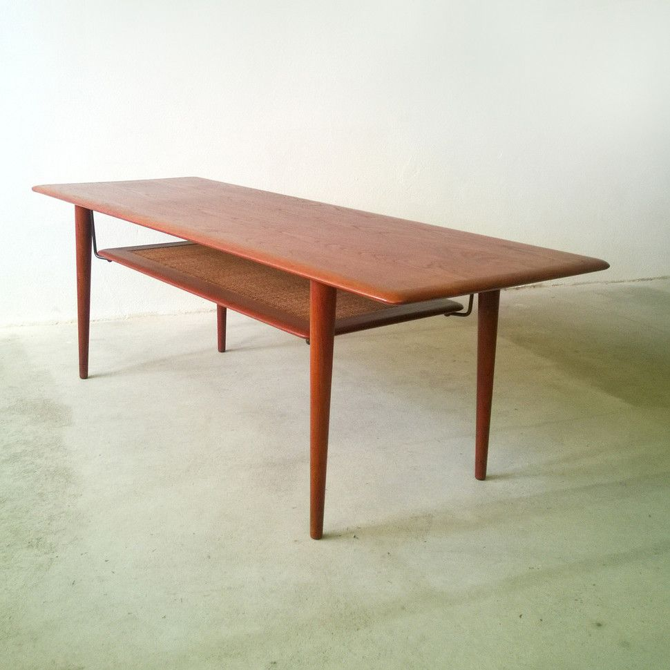 France and son teak coffeetable made in denmark s peter