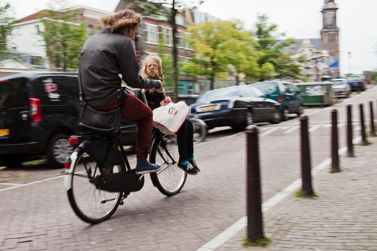 bike passengers on front rack - Google Search