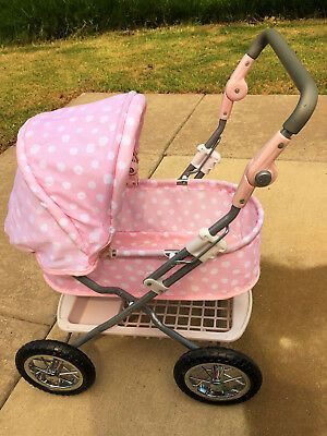 Details About Pottery Barn Kids Baby Doll Carriage