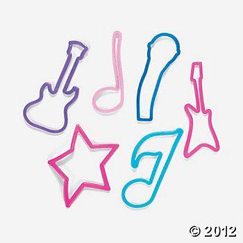 Rock Star Fun Bands