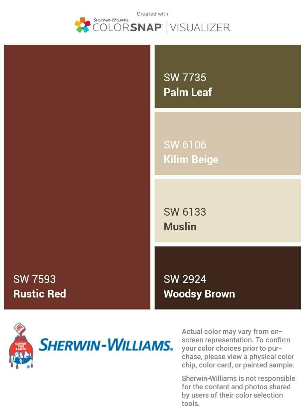Pin by holly shawn on paint in 2019 house paint exterior - Sherwin williams foothills interior ...