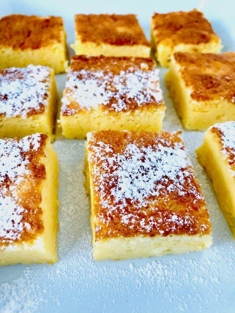 Einfacher Joghurtkuchen ohne Mehl und Zucker - schnell gemacht und einfach kösltich! Ideal für die ganze Familie und schnell gemacht!