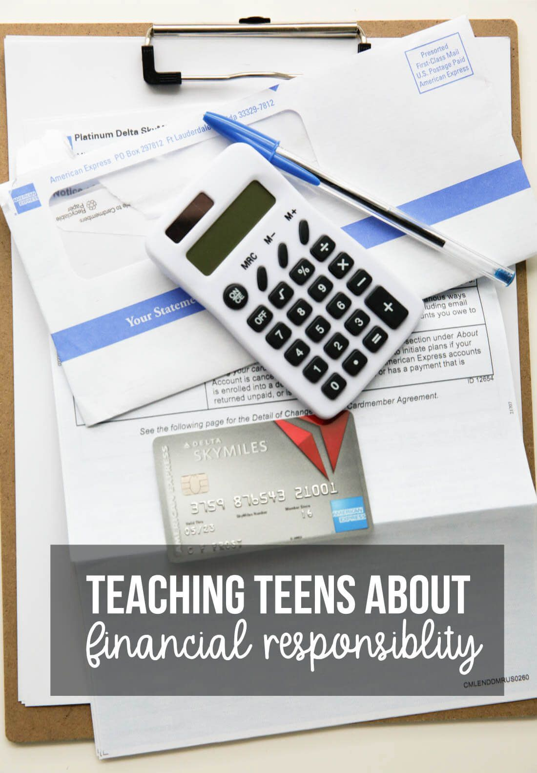 Photo of Teaching Teens About Financial Responsibility