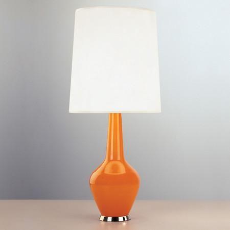 Jonathan Adler Capri Bottle Orange Table Lamp Bottle Table Lamps Lamp Bottle Lamp