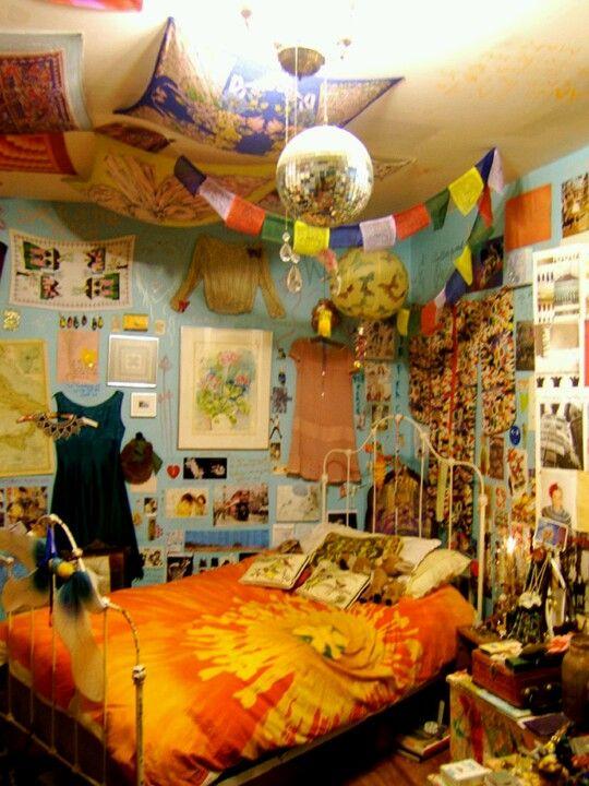 41+ Hippie 70s room decor ideas