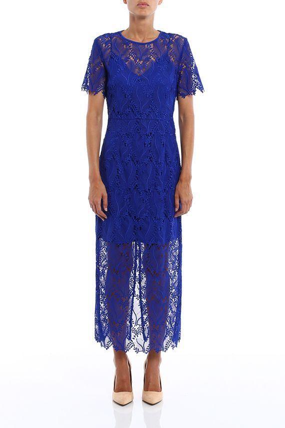 #Italist - #Diane von Furstenberg Diane Von Furstenberg Lace Dress - AdoreWe.com