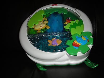 Details About Fisher Price Rainforest Baby Crib Soother